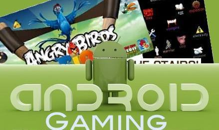 Games on Android PC