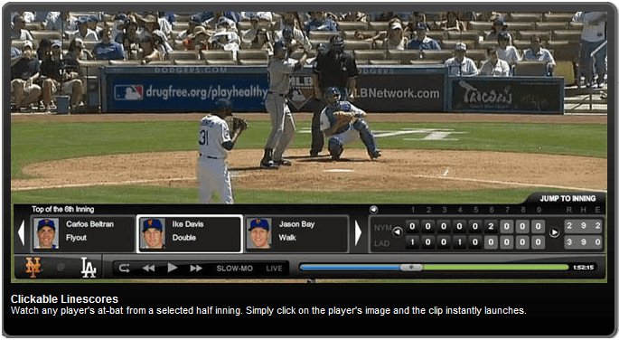 MLB.TV Out-of-Market Packages