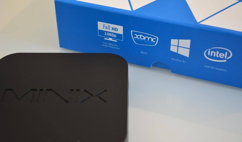 MINIX Neo Z64 Windows mini-PC