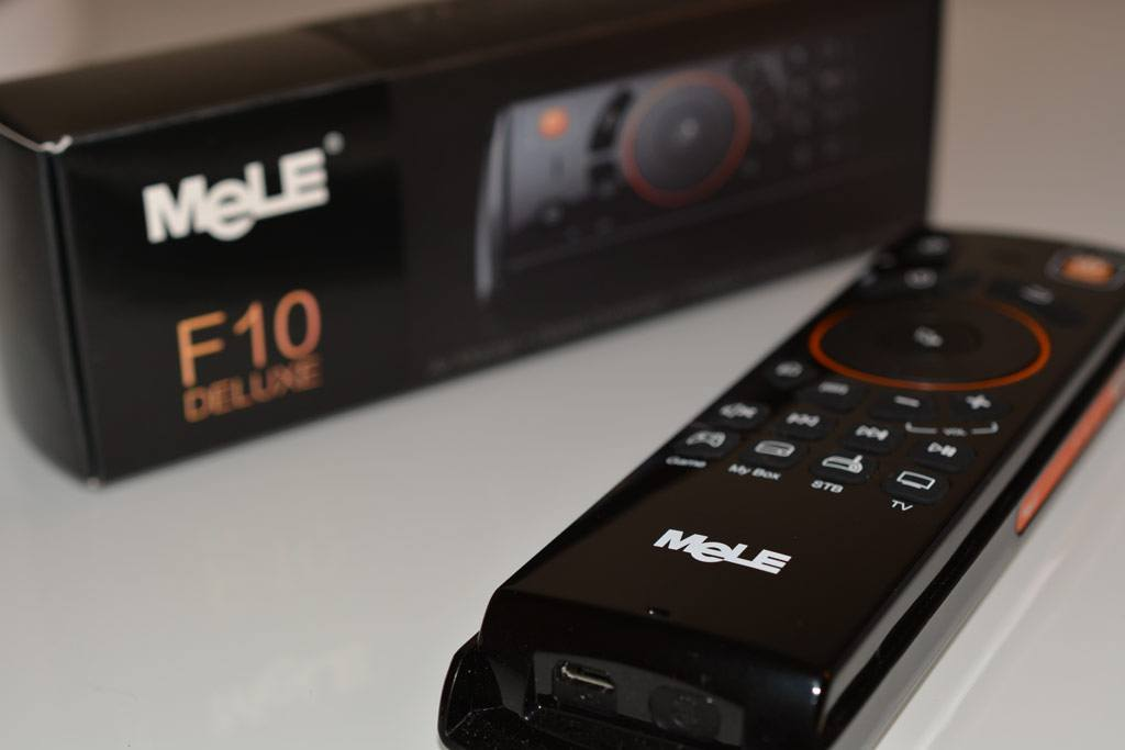 Mele F10 Deluxe air-mouse