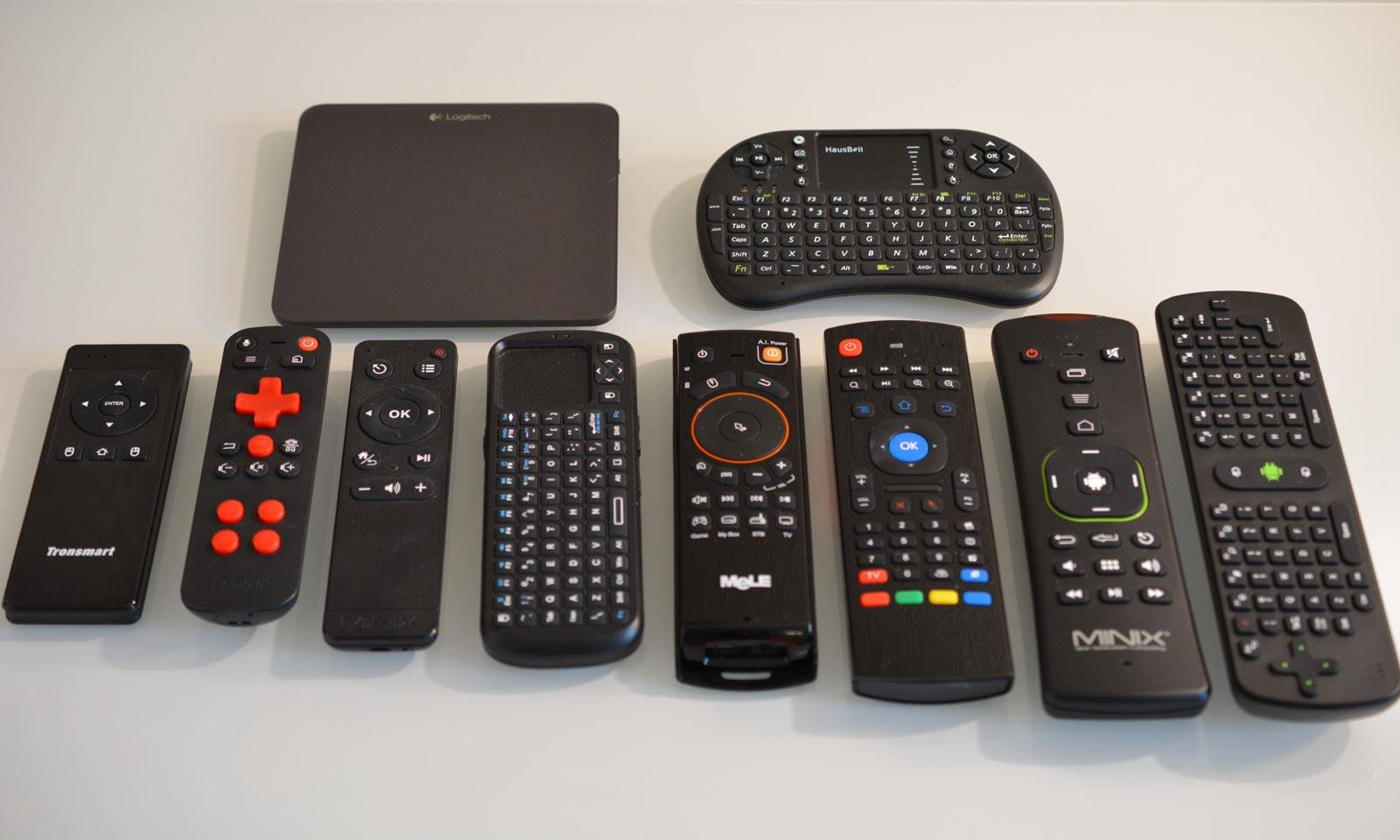 Best air mouse for Kodi and Android TV Box 2019