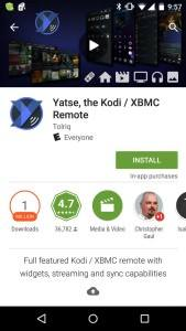 Yatse the Kodi Remote on the Google Play Store