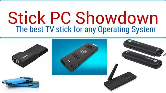 5 Best Android TV And PC Sticks