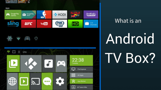 What Is An Android TV Box [TV Box 101]