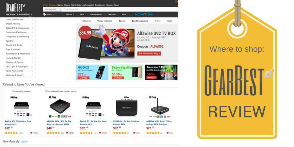 GearBest Review - What it's like to shop at GearBest