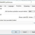 MakeMKV Protection Preferences