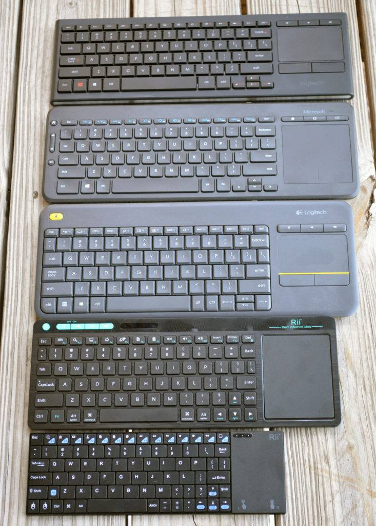 Best HTPC keyboard roundup