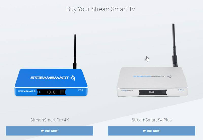 StreamSmart box