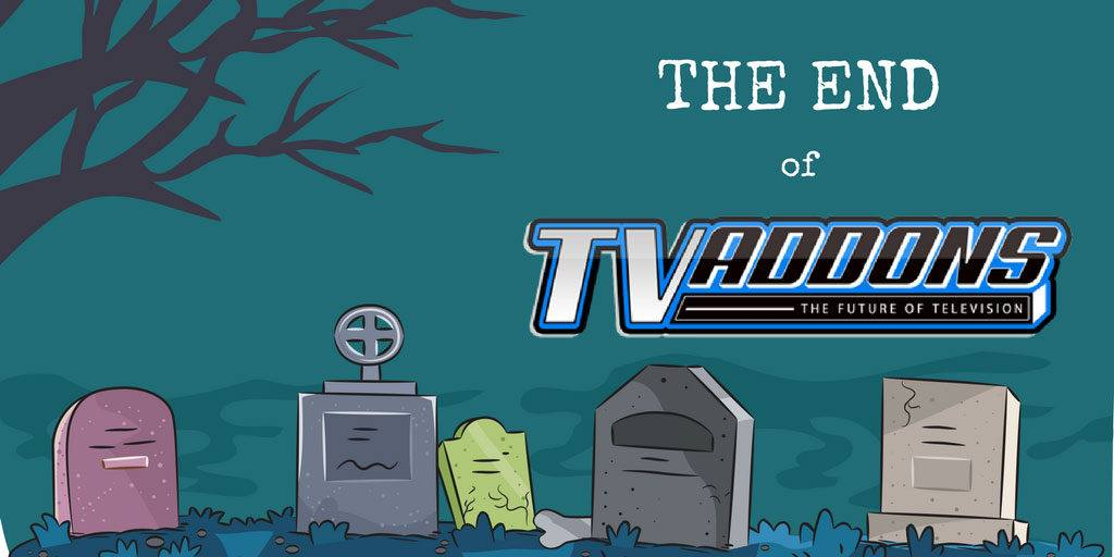 The End of TVAddons: Kodi devs are dropping like flies