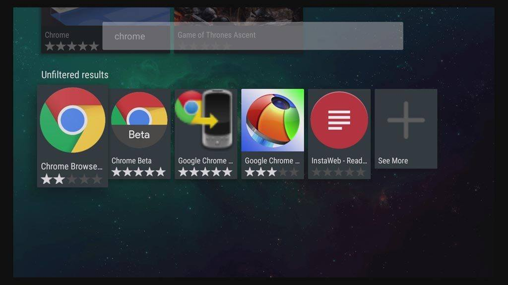 How to install a Fire TV web browser