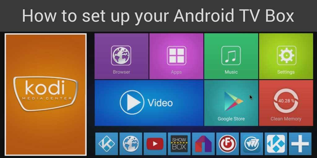 Quick-Start Guide to Easy Android TV Box Setup