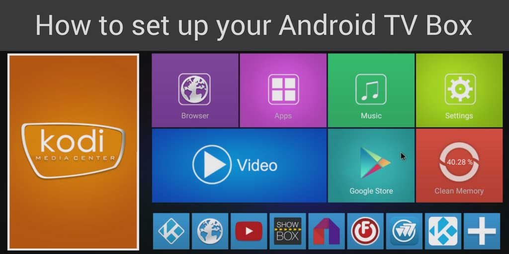 Quick Start Guide To Easy Android Tv Box Setup