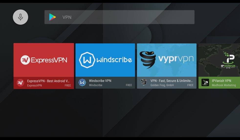 Best VPN For NVIDIA Shield TV In 2019: How to install