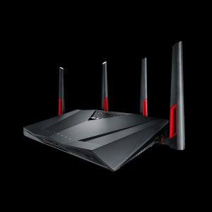 ASUS RT-AC88U router for streaming TV