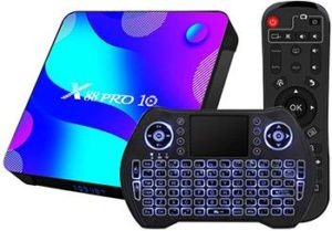Transpeed 10.0 Android TV Box