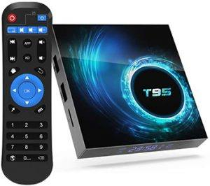 T95 Android 10.0 Smart Box