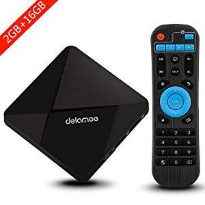 Android TV Box, Dolamee D5