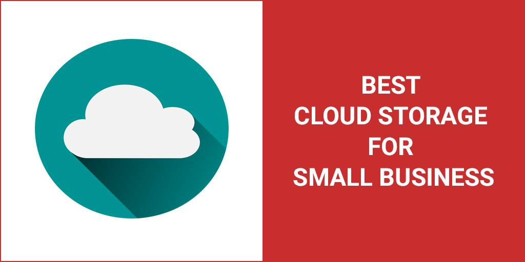 Best cloud storage for small business