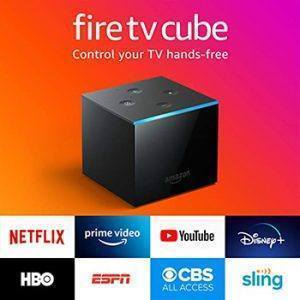Fire TV Cube With Alexa - Best For Alexa