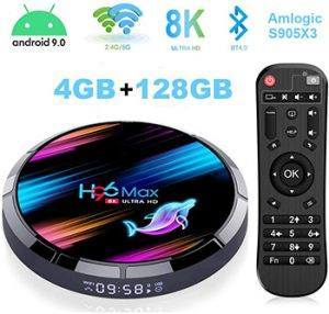 H96 Max X3 Android 9.0 TV Box