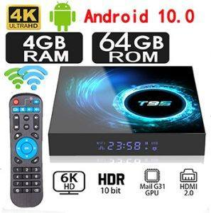 Speed-A Android 10.0 T95 TV Box