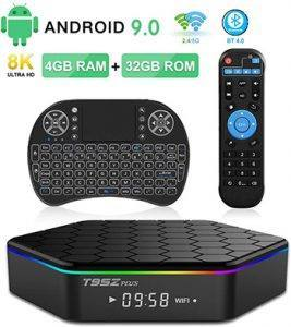 YAGALA Android 9.0 T95Z TV Box