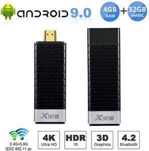 X96 Android TV Stick - Most Powerful Android TV Dongle