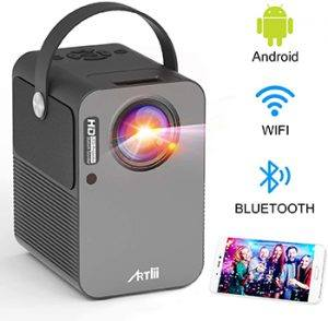 Artlii Play Android TV Projector