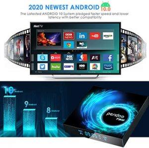Pendoo T95 Android 10.0 TV Box