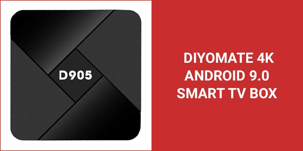 Affordable Diyomate 4K Android TV Box Review