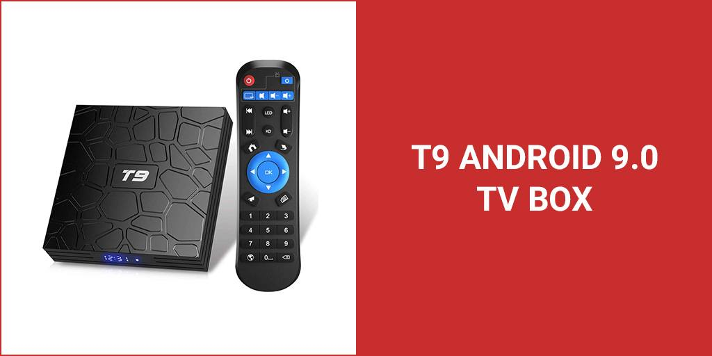 T9 Android 9.0 Affordable TV Streaming Box Review