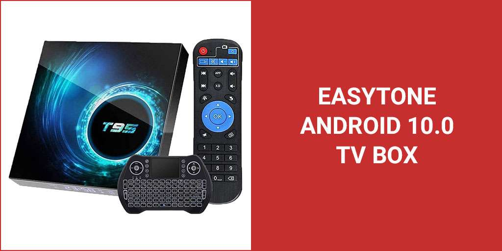 Our Review Of The Easytone Android 10.0 TV Box